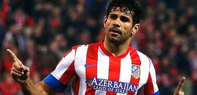 Diego Costa, convocado