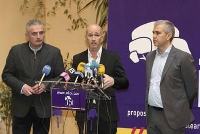 Perfil Pi para Palma: abogado sin pasado político