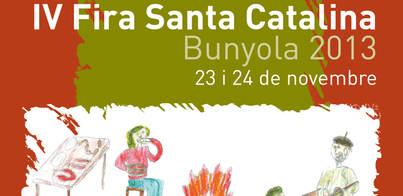 Bunyola se prepara para la IV Fira de Santa Catalina