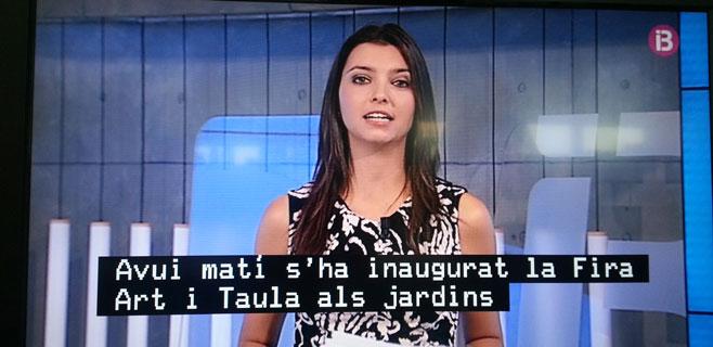 IB3 incorpora subtítulos en parte de su programación