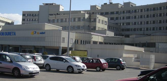 El Govern ya controla parte del complejo del hospital de Son Dureta