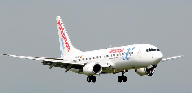Air Europa ampliará flota y plantilla