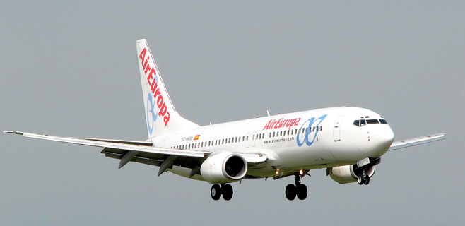 Air Europa ampliar� flota y plantilla