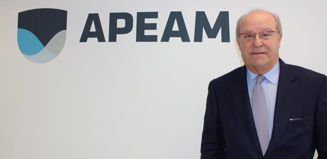 Miquel Puigserver, presidente de APEAM