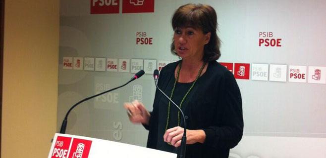 El PSIB anuncia una enmienda a la totalidad a los presupuestos de 2014