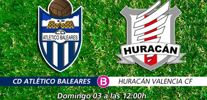 El At. Balears recibe al Huracán en su defensa del liderato