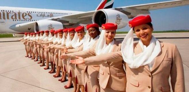 Emirates seleccionará azafatas en Palma