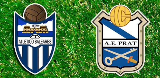 El At. Balears recibe al AE Prat, penúltimo clasificado