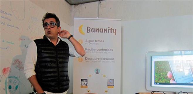Nace Bananity, la red social para seguir pasiones