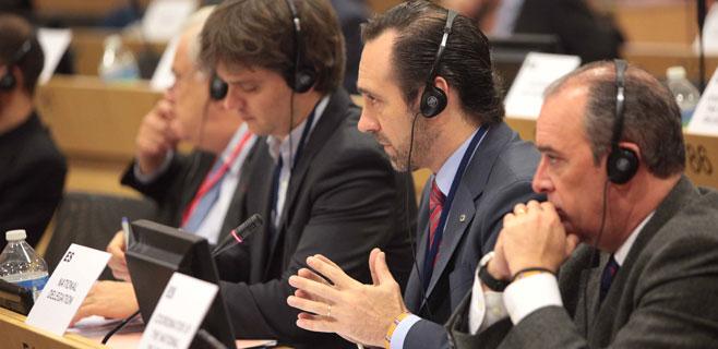 Bauzá defiende que el Comité de las Regiones tenga más competencias