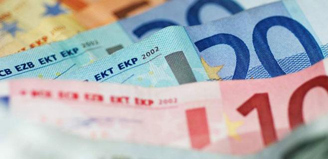 Bajada histórica del precio del euro