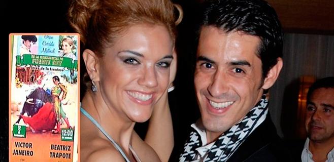 Beatriz Trapote y Víctor Janeiro: