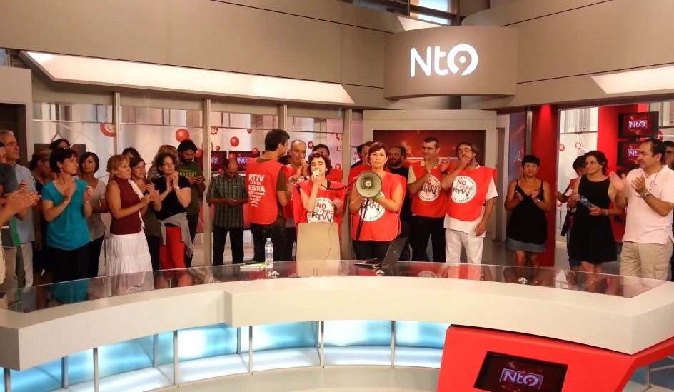 La Generalitat cierra Canal 9