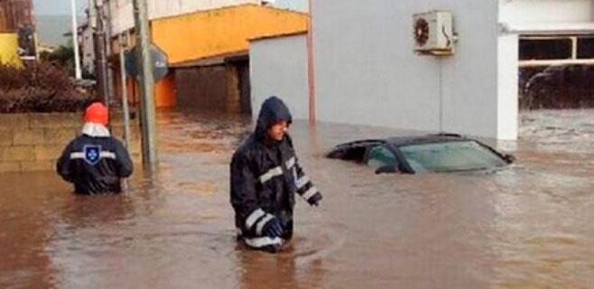El ciclón Cleopatra deja 18 muertos en Cerdeña