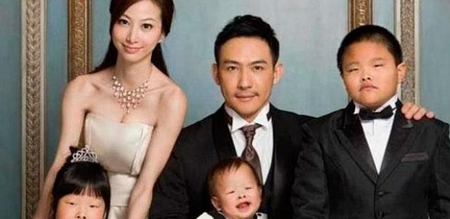 Un chino denuncia a su mujer por darle hijos feos