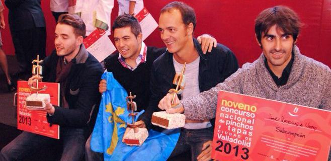 Mallorca, subcampeona en el Concurso Nacional de Tapas