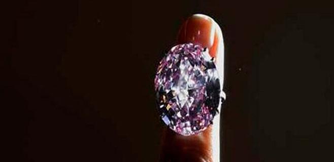 Sale a subasta el diamante más grande de la historia