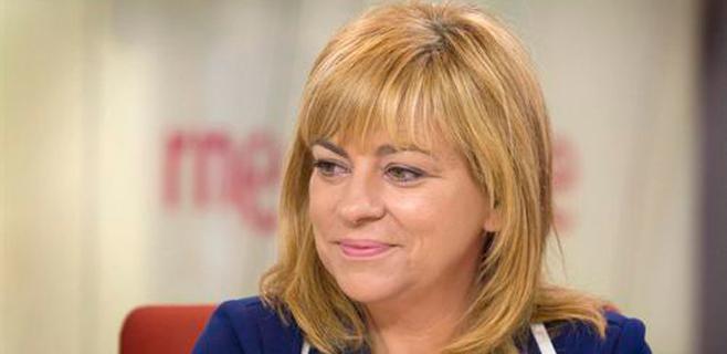Elena Valenciano lloró al visitar la valla de Melilla