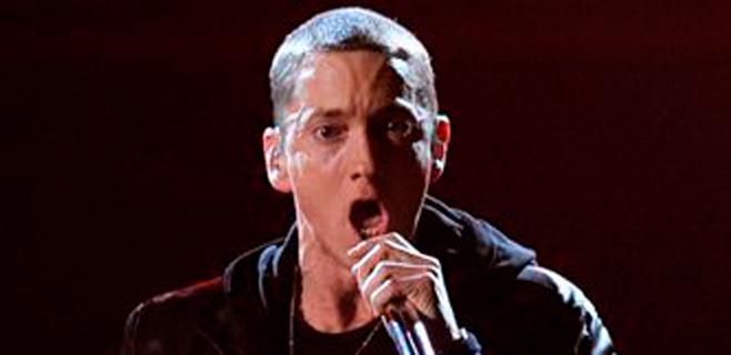 Eminem, artista del año