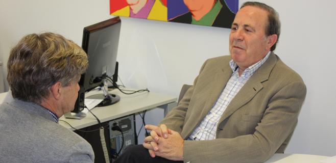 José María Rodríguez, presidente del PP de Palma