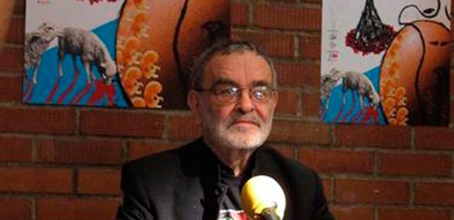 Fernando Arrabal, ingresado por un infarto cerebral