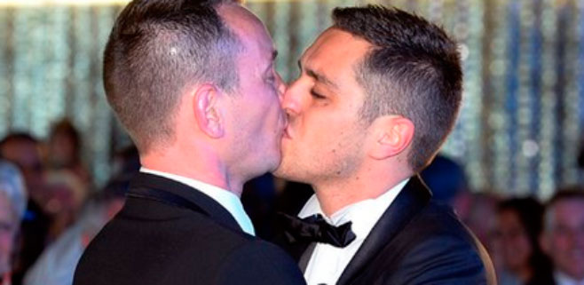 Irlanda acepta legalizar el matrimonio gay