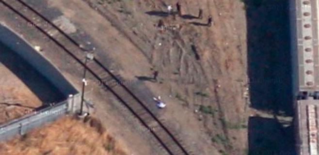 Google Maps muestra el cadáver de un menor