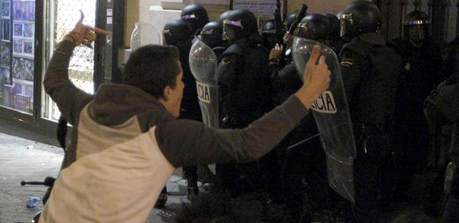 Insultar a un policía pueden ser 30.000€ de multa
