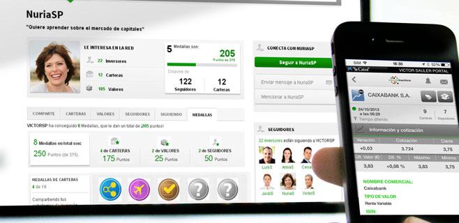 La Caixa potencia su oferta de negocio online