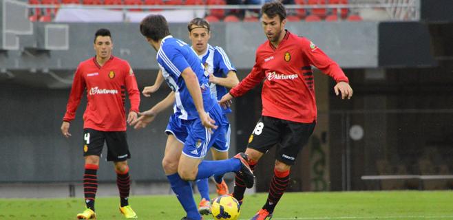 El Mallorca empata y pierde la oportunidad de situarse en promoción