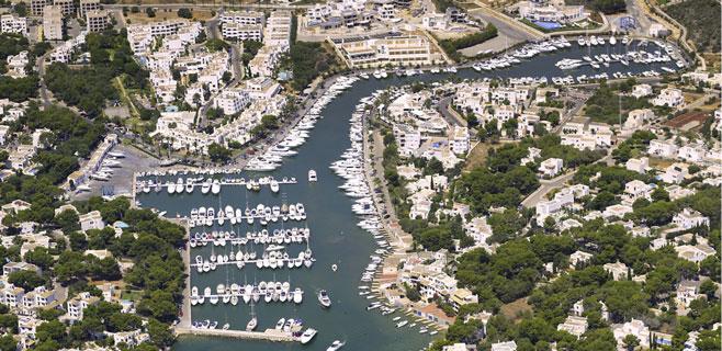 El Govern aprueba la construcción de un pantalán en la marina de Cala d'Or