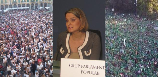 La comunidad educativa de Mallorca afronta dos protestas este mes