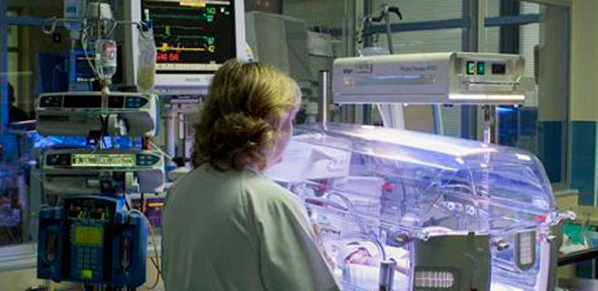Uno de cada trece niños nacidos es prematuro