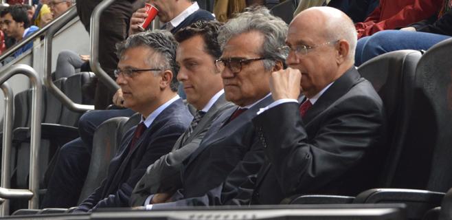 Rotunda negativa a que el presidente del Real Mallorca perciba un sueldo