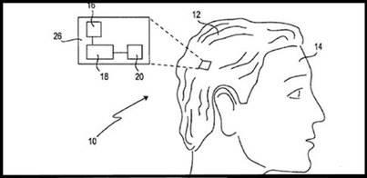 Sony desarrolla 'la peluca inteligente'