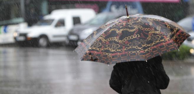 20 días seguidos lloviendo en Mallorca