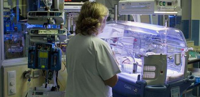 Uno de cada 13 niños recién nacidos en España es prematuro
