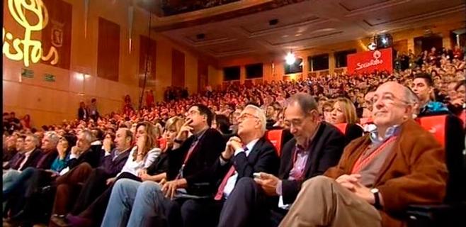 La dirección socialista rebaja al 5% el número de avales para presentarse a primarias