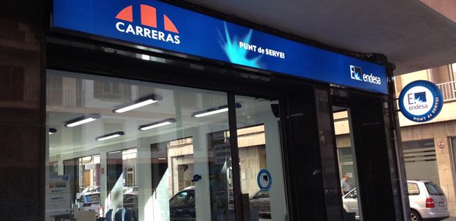 Endesa abre un nuevo punto de servicio en Palma