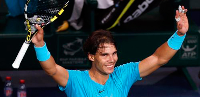 Nadal cierra 2013 con casi 1.000 puntos de renta sobre Djokovic