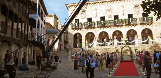 La crisis económica aumenta la oferta de localizaciones para rodajes