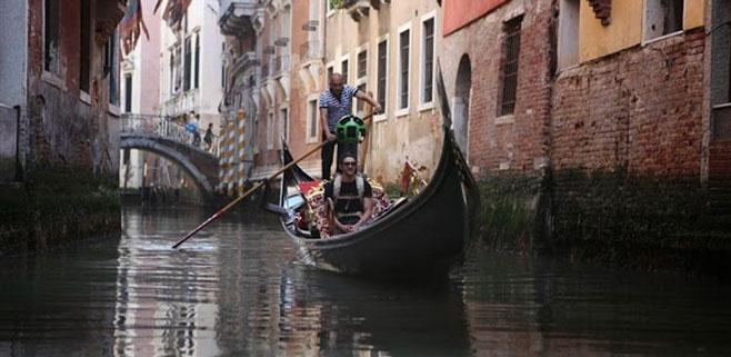 Google Street View se sube a las góndolas de Venecia