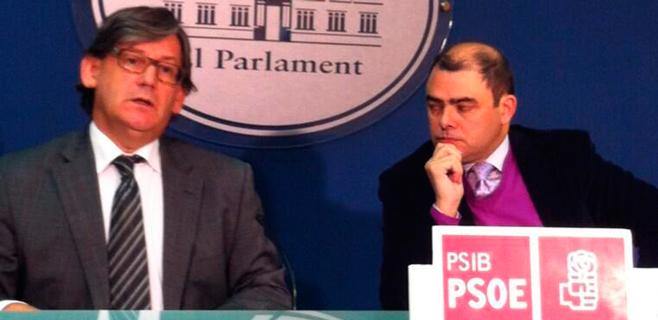 El PSIB pide el blindaje del gasto en sanidad, educación y servicios sociales