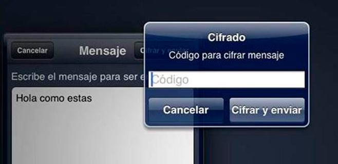 Una app permite borrar mensajes en el teléfono de destino