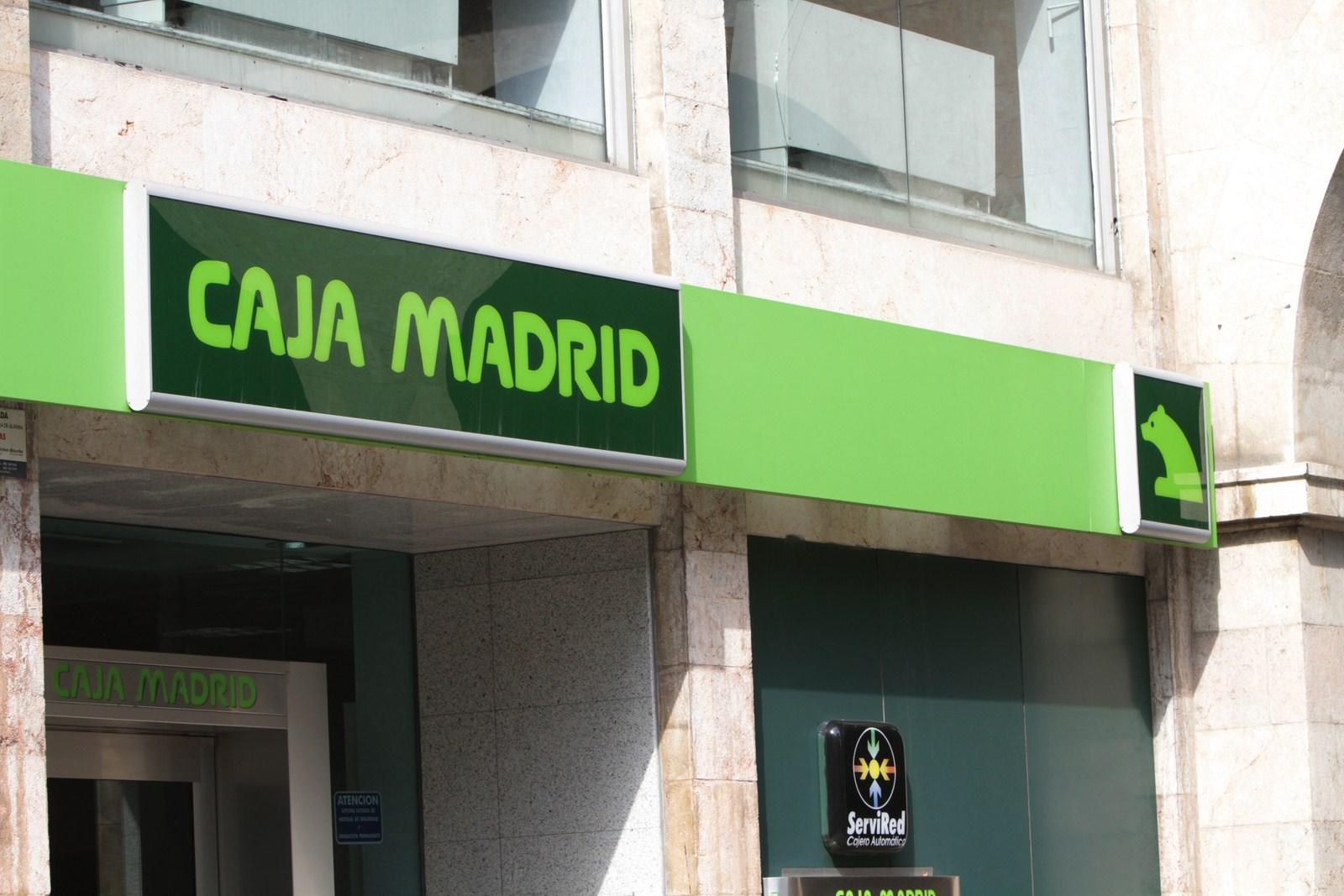 Bankia elimina de un plumazo su direcci n territorial en for Oficinas de bankia en madrid