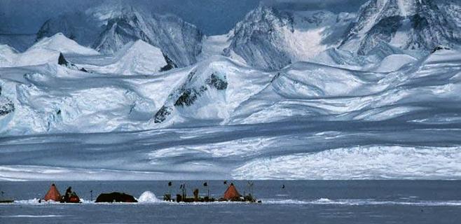 Registrada la temperatura más baja de la Tierra