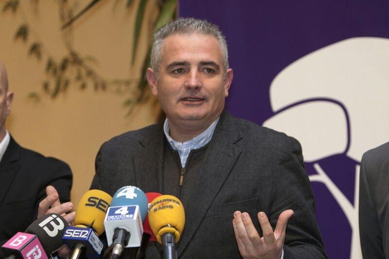 El Pi decide que el abogado Marc González no sea su candidato a Palma
