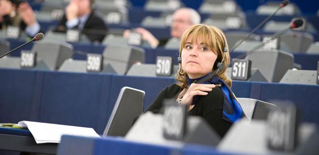 Rosa Estaràs propone una reforma del Fondo de Solidaridad de la UE