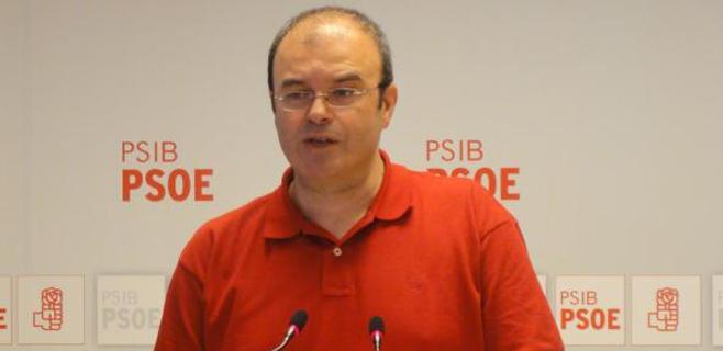 El PSIB denuncia la falta de un plan integral de limpieza en los barrios