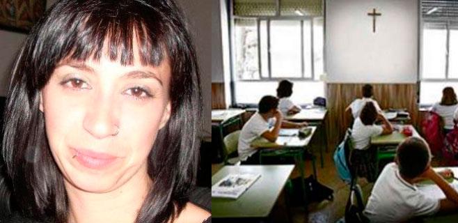 El PSIB prepara una ofensiva contra los crucifijos en la escuela concertada